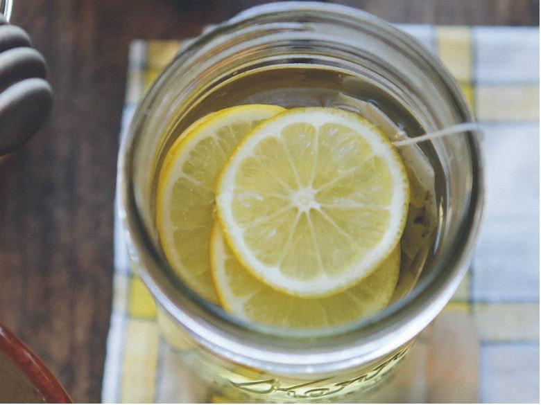 #80 - água com limão