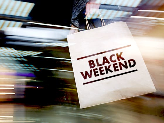 Black Weekend no RioSul Shopping