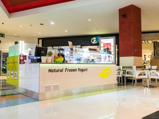 Já conhece o Natural Frozen Yogurt?
