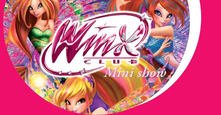 O Clube das Winx em concertos gratuitos