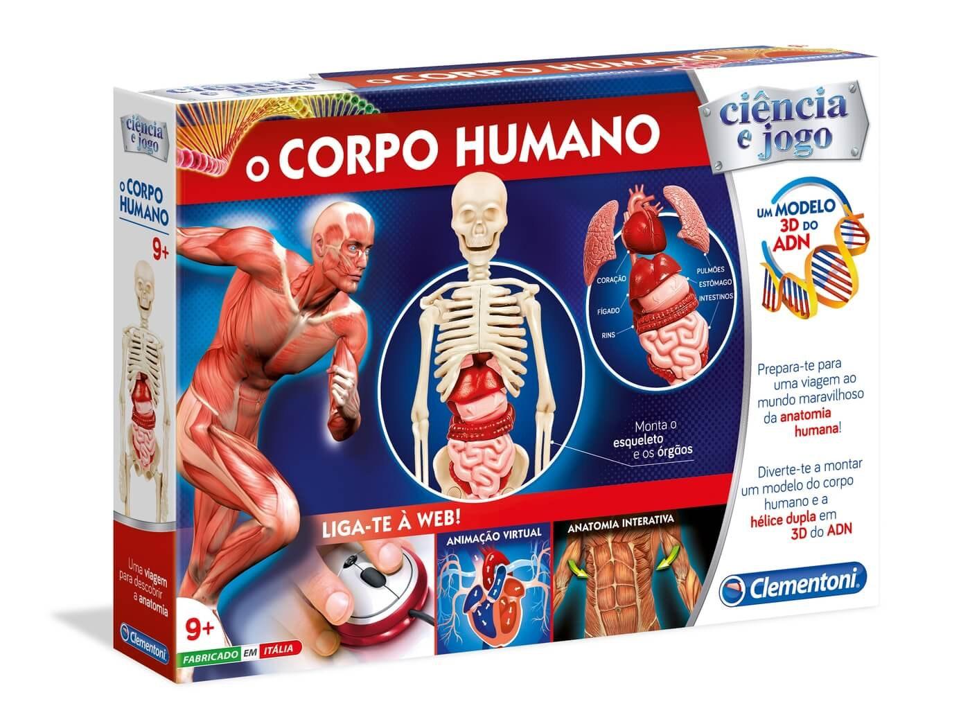 "jogo de tabuleiro ""o corpo humano"""