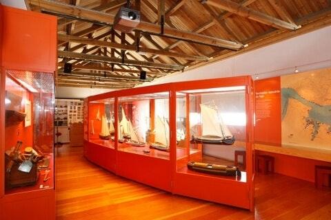 Núcleo Naval do Ecomuseu Municipal do Seixal